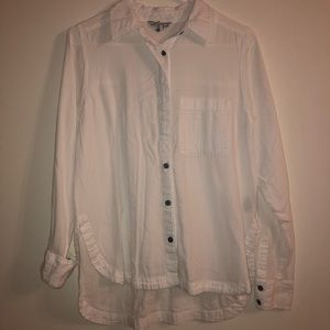 ‼️ MOVING SALE ‼️BKE Small White Button down